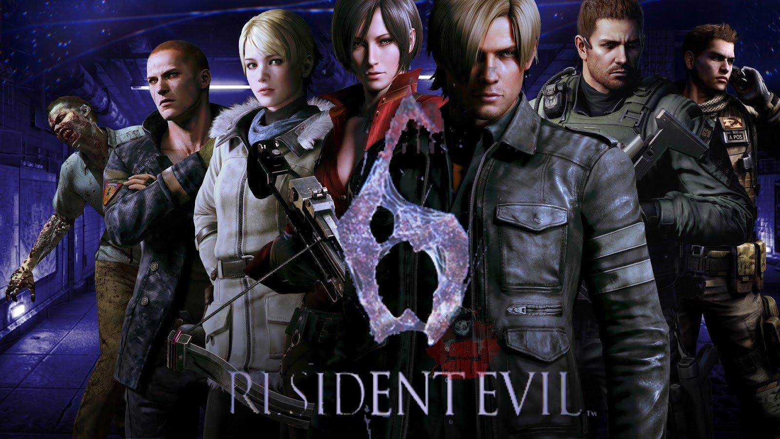Resident Evil 6 Crack PC