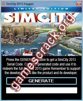 Simcity 2013 keygen f