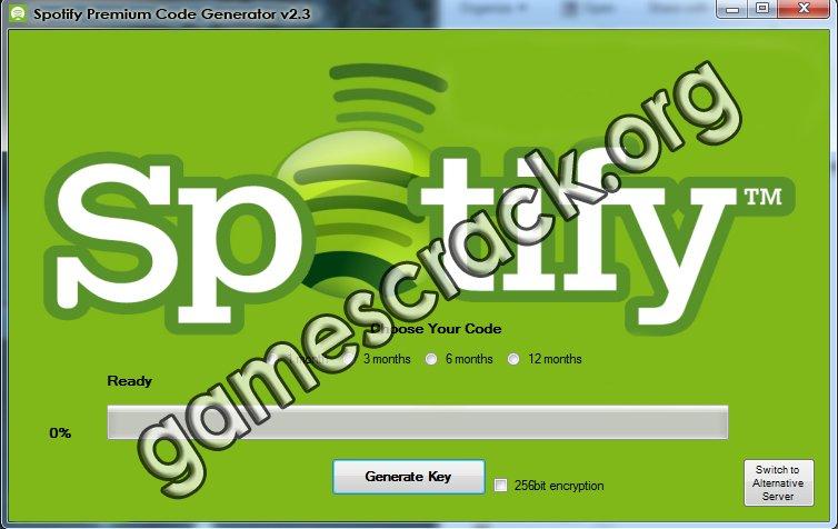 spotify-premium-code-generator