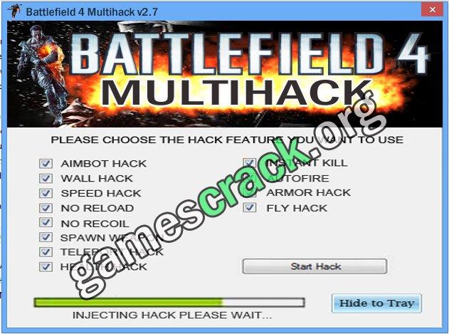 BF4 Hack