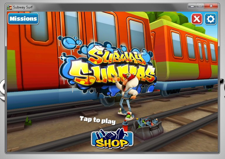 Subway Surfers Crack